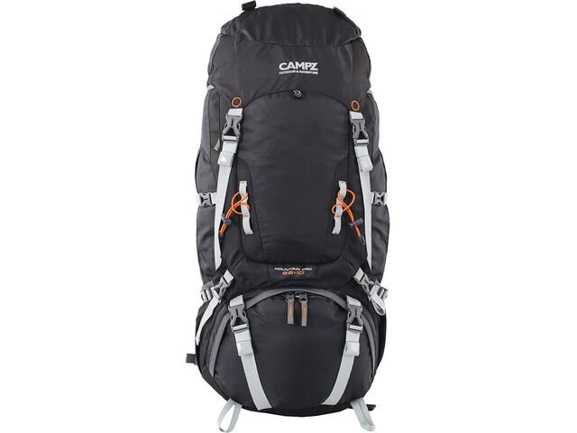 Klettergurt Campz : Campz mountain pro 55 10l rucksack schwarz campz.de